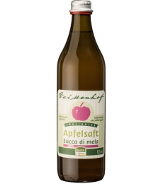 Apfelsaft Weissenhof, succo di mela