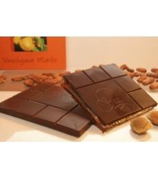 venustis, schokolade, besondere schokolade, cioccolata, cioccolata con albicocche
