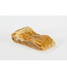 Strudel mit Blätterteig, Blätterteigstrudel, strudel di mele con pasta sfoglia