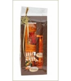 Geschenk Alles Marille, Marillenmarmelade, Pralinen, Schokolade, cioccolata, albicocca, praline