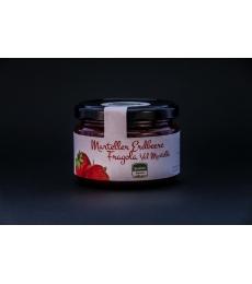Erdbeer Marmelade, Seibstock, Martell, marmelatta di fragola,confettura di fragola
