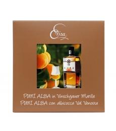 etisa schokolade vinschgauer marille puni whisky, cioccolata albicocca puni whiskey