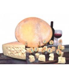 Sextner Bergkäse, formaggio montagna Sesto