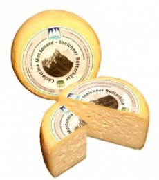 innichner butterkäse, caciottina, tre cime