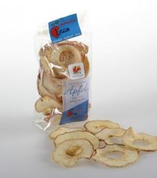 getrocknetes obst, getrocknete äpfel, luggin