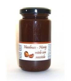 haselnuss honig, miele  nocciole, alternative streichschokolade