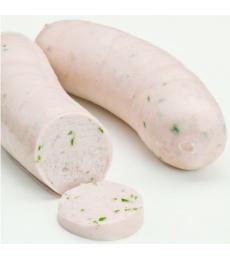 weisswurst, wurstel bianchi