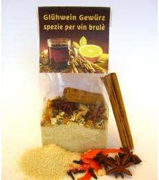 Gluehwein Gewuerz, Glühwein Gewürz, Spezie per vin brule