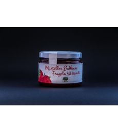 Konfitüre Marteller Erdbeer 550g, Confettura Fragole Val Martello Seibstock