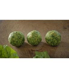 spinatknödel, canederli ai spinaci